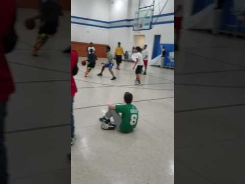Westover middle school basketball P.E