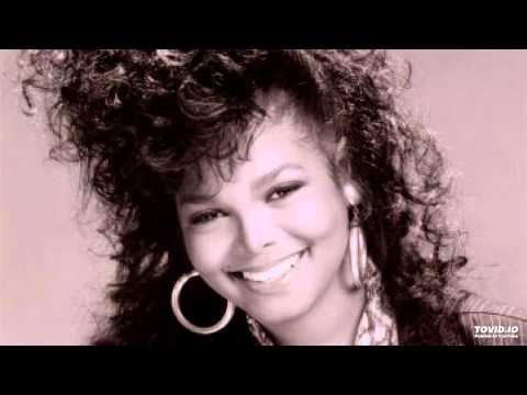Janet Jackson - When I Think Of You (Yosaku Remix)