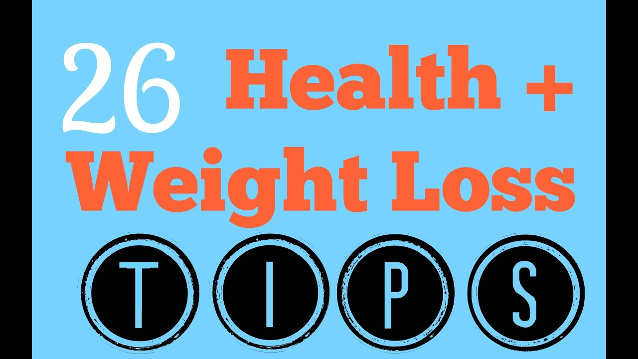 26 Health Weight Loss Tips For Teenagers