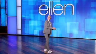 The President Stole Ellen's Ideas for the State of the Union