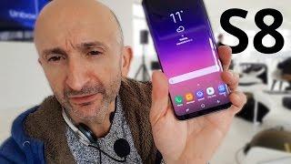 Samsung Galaxy S8 : Prise en Main [PP World]