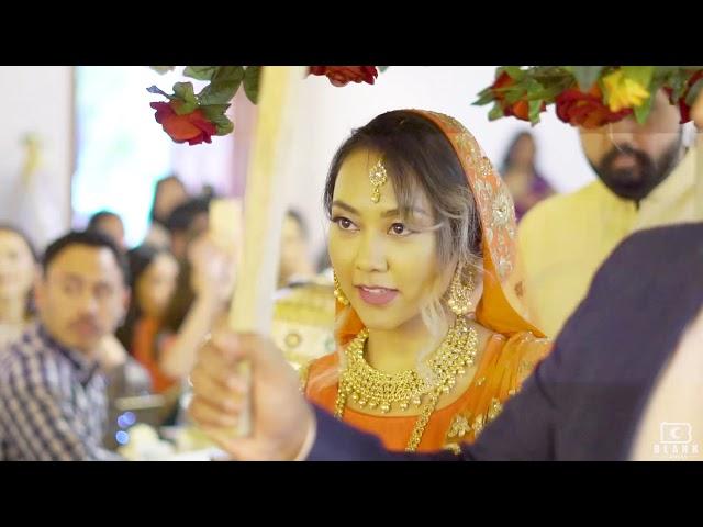 Blankcanvas Production - Shivam weds Marianely