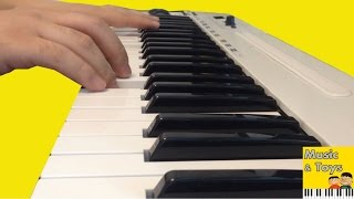 터닝메카드 엔딩송 호잇호잇 따라따라 피아노 연주 turning mecard ending song piano cover