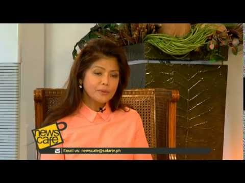 News Cafe Episode 79: Imee Marcos