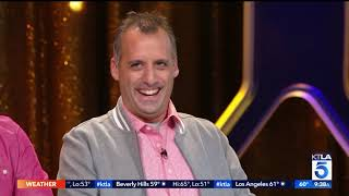 "Comedian Joe Gatto Talks ""Impractical Jokers"" & New Game Show ""Misery Index"""