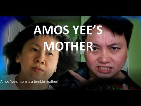 Something you don't know about Amos Yee's MUM