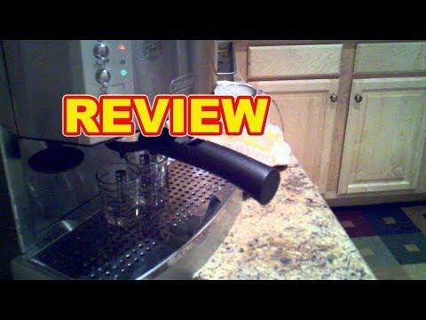 Review DeLonghi ECP3420 Bar Pump Espresso Cappuccino Machine Easy To Clean 2019