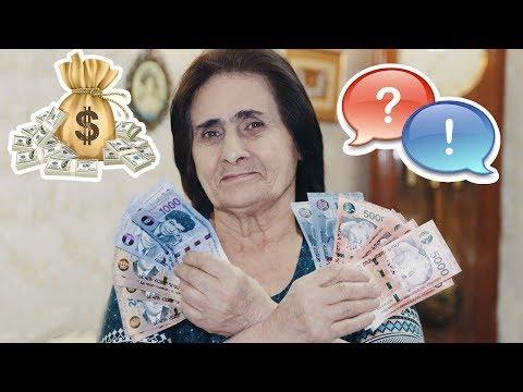 Տատիկը խաղարկում է 100․000 ԴՐԱՄ - Մաս 2