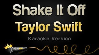 Video Taylor Swift - Shake It Off (Karaoke Version) download MP3, 3GP, MP4, WEBM, AVI, FLV Agustus 2018