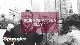 Science at Sea 2017 - Day 1 Vancouver