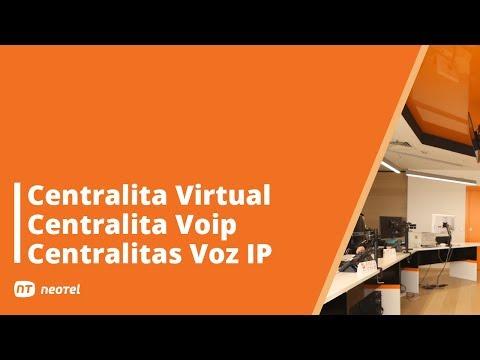 Centralita Virtual - Centralita Voip Centralitas Voz IP. Centralitas PBX - Neotel