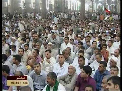 Download Karbala TV - Live Shaban Dua-e-Kumail from Roza of Hazrat Imam Hussain AS Part 1 of 3