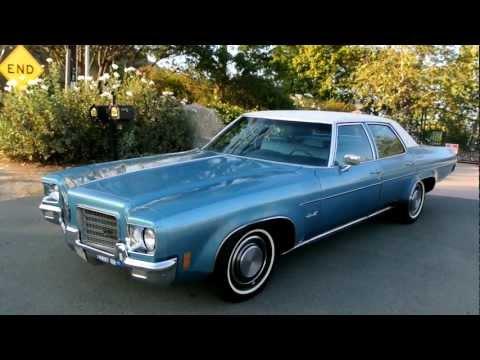 1971 Oldsmobile Delta 88 Eighty Eight 1 Owner 455 V8 Custom 88 Youngtimer Classic Car