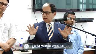 SCAORA Lecture - 3 (Part -2) by Hon'ble Mr. Justice A.K. Sikri   and Mr.  Jaideep Gupta (Sr.)