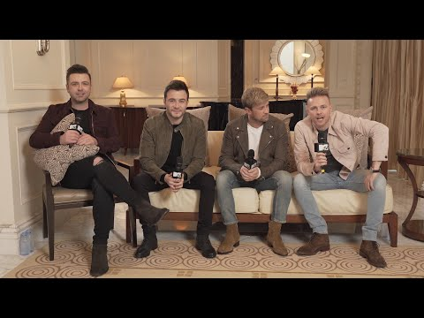 5 Chats with Westlife on their comeback, working with Ed Sheeran and dream collabs (MTV Meets) Mp3