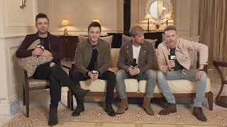 5 Chats with Westlife on their comeback, working with Ed Sheeran and dream collabs (MTV Meets) Resimi