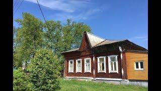 Дом в Подмосковье (600 тыс. руб.) под материнский капитал