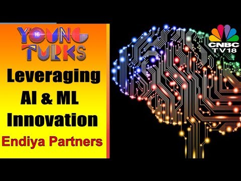 Endiya Partners | Leveraging AI & ML to Fuel Innovation | Young Turks | CNBC TV18
