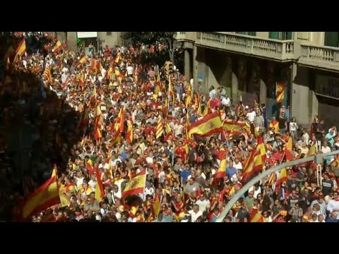 Spain vows to start taking power from Catalonia