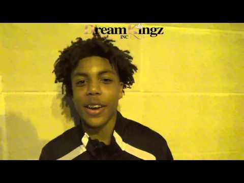 JORDAN JACKSON POST GAME INTERVIEW WITH DREAMKINGFILMZ