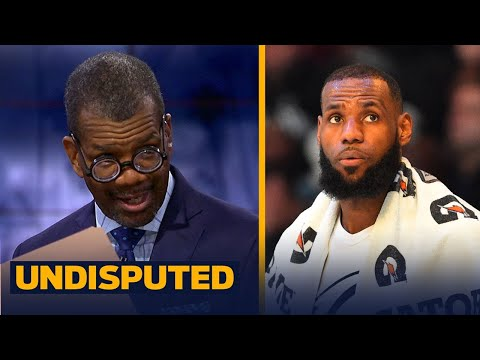 Rob Parker diagnoses LeBron with 'must-stack-the-deck-itis' | UNDISPUTED