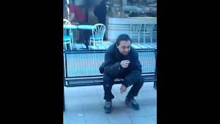 York University gangsta smoker