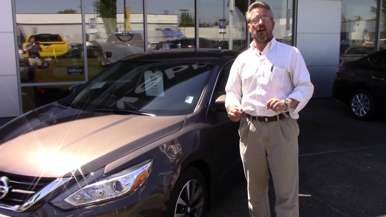 Alan Webb Nissan >> 2016 Nissan Altima 2 5 Sl In Review Alan Webb Nissan