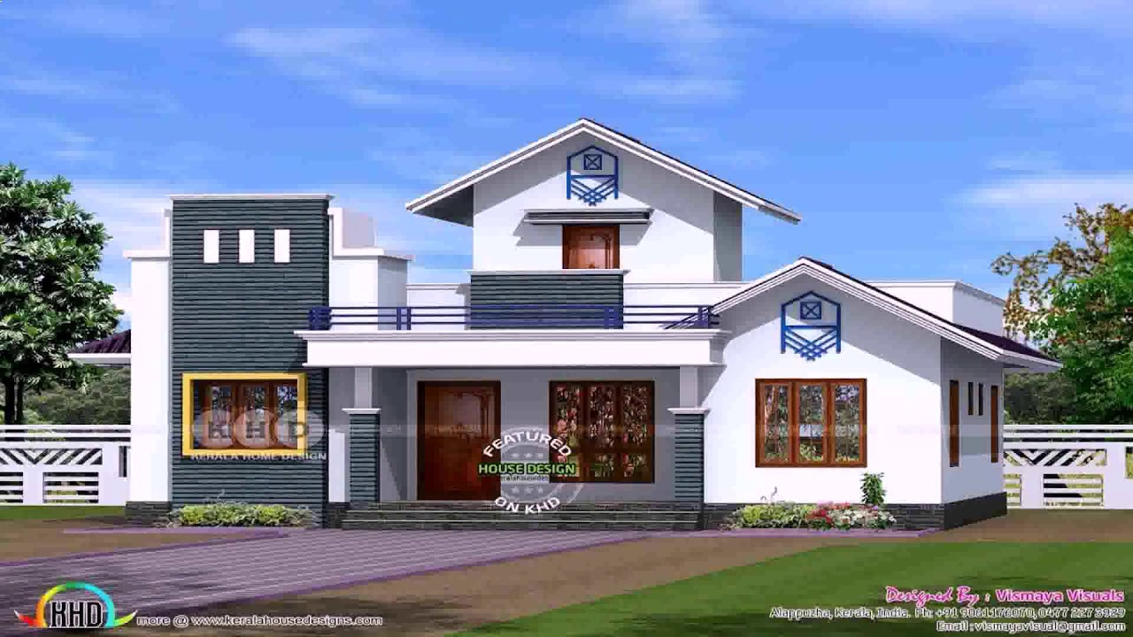 kerala house design photo gallery 2018 youtube