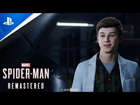 Нове обличчя Пітера Паркера в трейлері ремастеру Marvel's Spider-Man