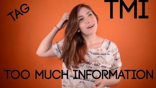 TAG TMI (Too Much Information) - NATH CAMPOS.