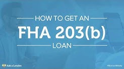 How to Get an FHA 203(b) Loan | Ask a Lender