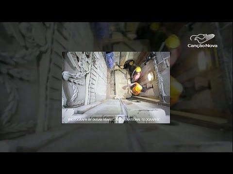 Cientistas abrem local onde está túmulo de Jesus - CN Notícias
