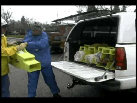 Fill Sandbags Faster With The Gobagger How To Fill