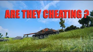 WOT - Are Unicoms Cheating? | World of Tanks