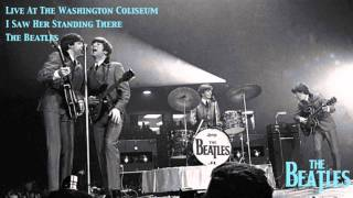 I Saw Her Standing There (Live At The Washington Coliseum)