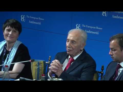 Entrepreneurship, Leadership and Startups Regions: focus on Israel by Shimon Peres