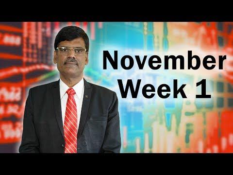 Dalal Street Week Ahead - November 1st Week | 2018