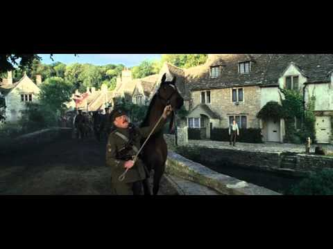 "Official 'War Horse"" Movie Trailer, DreamWorks Pictures ..."