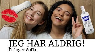 KYSSEDE MED TO PÅ EN AFTEN ft. Inger-Sofia