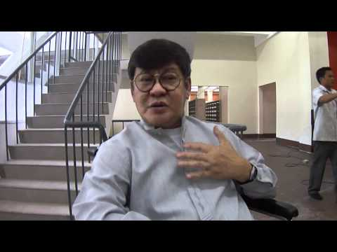 Interview with Antonio Andres Flores, Chief Architect of new USC Library