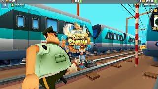 iGameBox🤩Subway Surfers DUBAI ⎮Tricky HD Fullscreen*Gameplay For Kid#3