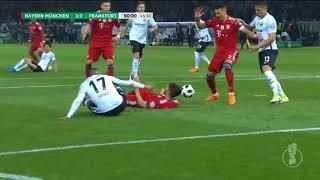 Bayern Munich 1-3 Eintracht Frankfurt DFB Pokal Cup Final 2018 HD