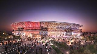 برشلونة يكشف عن شكل ملعب «كامب نو» المنتظر بعد التجديدات