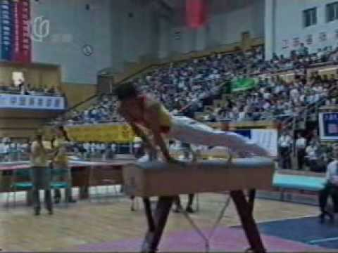 Xiao Qin PH 2003 Chinese Nationals EF