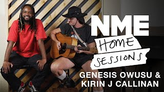 Genesis Owusu & Kirin J Callinan – 'Don't Need You' and 'Drown' | NME Home Sessions