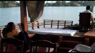 Day 17 - Cruising the Backwaters of KERALA