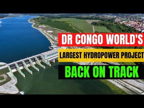 DR Congo World's Largest Grand Inga Dam Project Back on Track