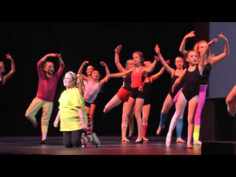 Mabel's Prayer from Fame - The  Musical sung by Isabela S.