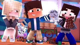 Minecraft Daycare - FIRST DAY AT DAYCARE (Minecraft Roleplay)