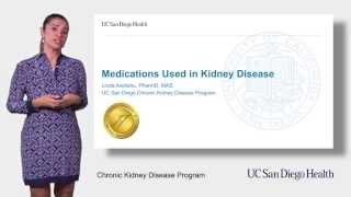 Pharmacist Discusses Medications for Kidney Disease
